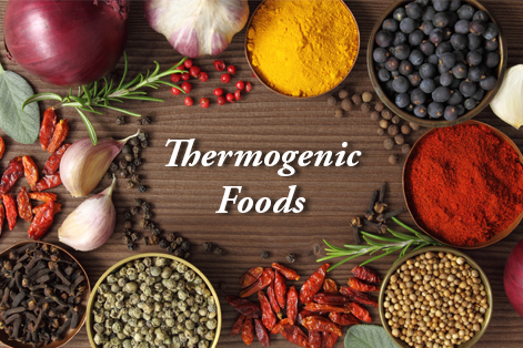 Top 10 Thermogenic Foods